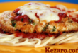 Oven – Baked Parmesan Chicken