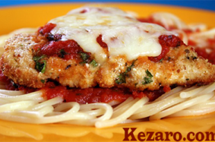 Oven - Baked Parmesan Chicken