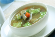 PROVENCAL-STYLE SOUP WITH SPRING ONION PESTO - Easy soup recipes